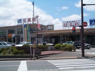七尾線・七尾駅